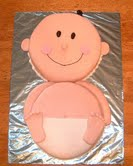 baby shower custom cakes