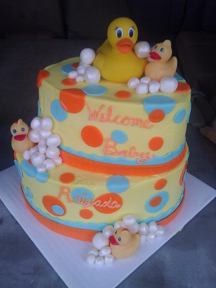 Baby Shower Cakes Phoenix ~ Specialty baby shower cake gallery azcakediva custom